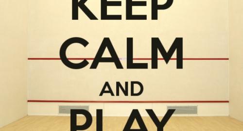 Squash: uno sport per vincere stress e stanchezza